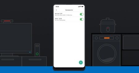Mi Smart Plug App