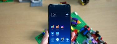 Xiaomi Mi Mix 3, análisis: la monitor deslizante inicia el camino del boceto sin notch y todo pantalla
