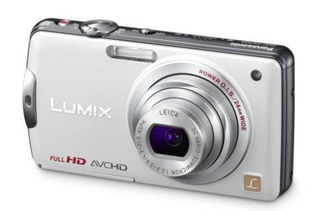 Panasonic FX700, vídeo de alta definición en el bolsillo