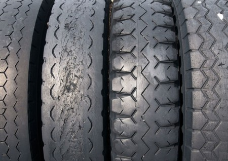 Old Tires 1