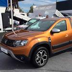 La segunda generación del Duster también tendrá una variante pick-up de cabina simple