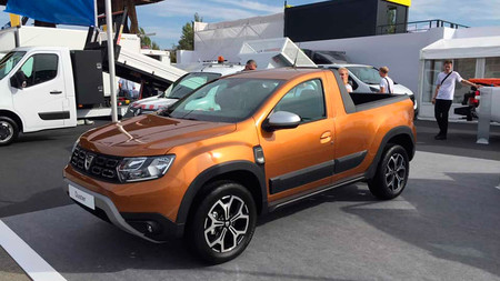 La segunda generación del Duster también tendrá una variante pick-up de cabina simple