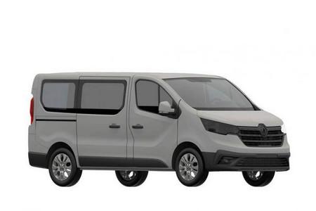 La versión híbrida enchufable del Renault Trafic llegará en 2021 con la tecnología del Renault Mégane E-Tech