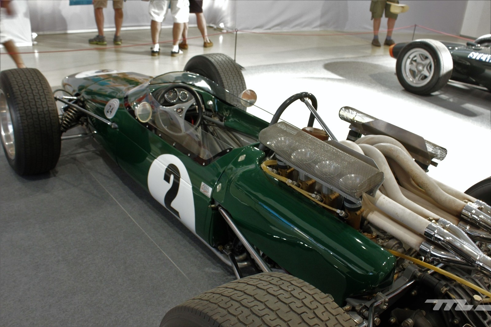 Foto de Museo de las 24 Horas de Le Mans (exposición temporal) (6/12)