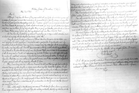 Carta Prisionero