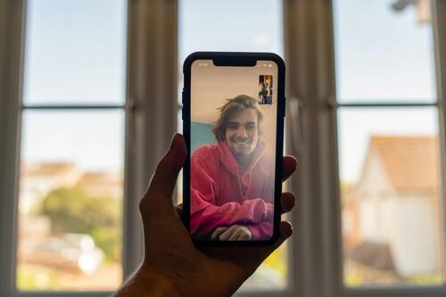 Cómo hacer una llamada FaceTime con Android o Windows a través de iOS 15