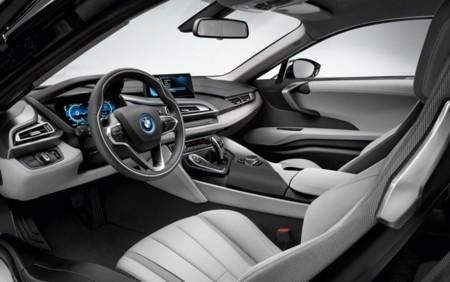 BMW i8 interior 017