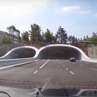 Un vídeo muestra cómo es conducir por las impecables y deshabitadas calles de Apple Park