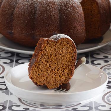 Receta de bundt cake de calabaza, un bizcochón de miga jugosa para las meriendas de otoño