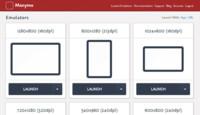 Manymo, prueba Android desde el mismo navegador