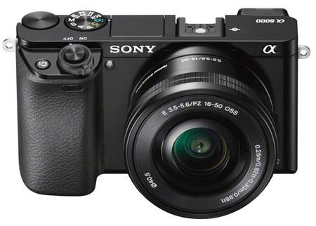Sony A6000, una compacta con lentes intercambiables y rápido enfoque