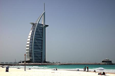 Dubai, moral o turistas