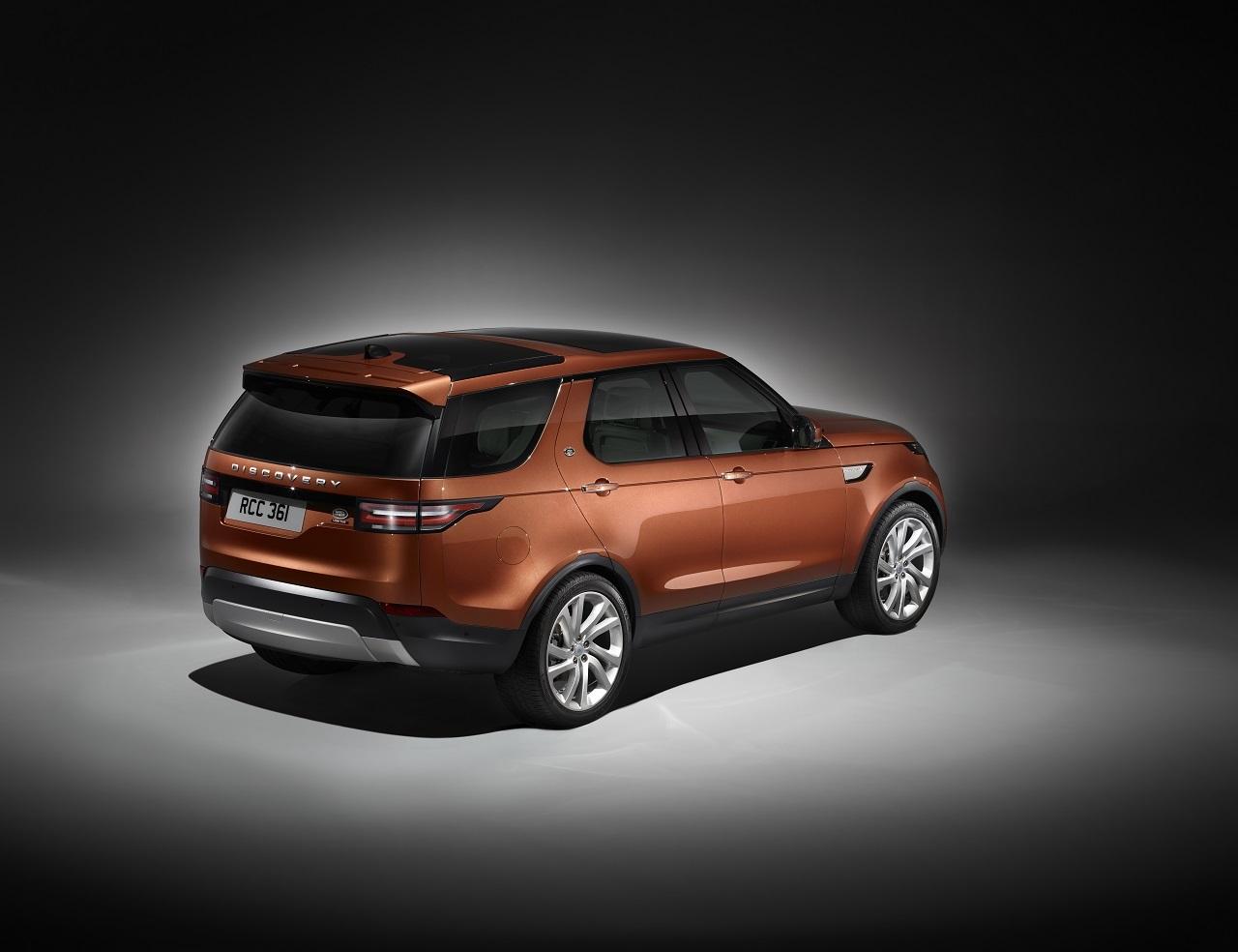 Foto de Land Rover Discovery (17/28)