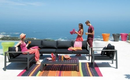 Maisons du Monde y sus propuestas en exteriores para el verano de 2013