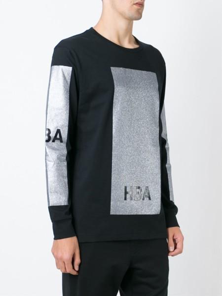 El clon de la semana: blanco, negro y tipografía de Hood by Air en H&M