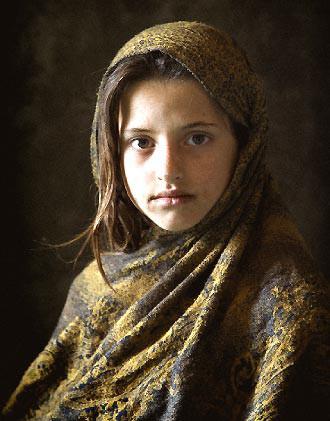 Las niñas del burka, de Álvaro Ybarra Zavala