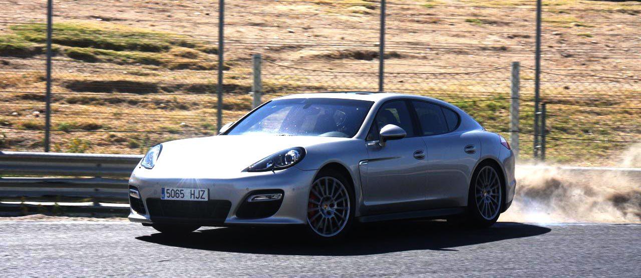 Foto de Porsche Panamera GTS (Prueba) (69/135)