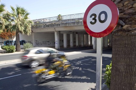 Limite 30 Kmh