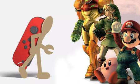Así es LaboMan, el divertido luchador de cartón creado por un fan para que Labo se cuele en Super Smash Bros.