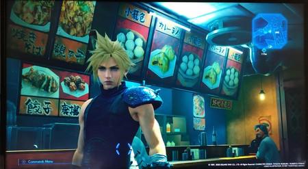 El fenómeno gastronómico del Final Fantasy VII Remake Cafe abre sus puertas en Japón