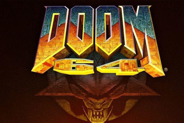 Así de cañero sigue siendo Doom 64, 22 años después