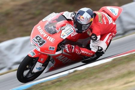 MotoGP República Checa 2012: Jonas Folger arrasa y Sandro Cortese se afianza en el liderato de Moto3