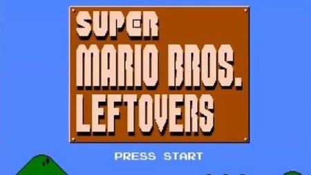 Los desechados de 'Super Mario Bros.'