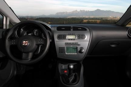 Seat León Ecomotive