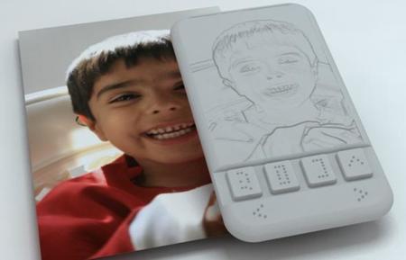 El primer smartphone para ciegos se desarrolla en India