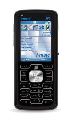 i-mate SPL con estética Motorola