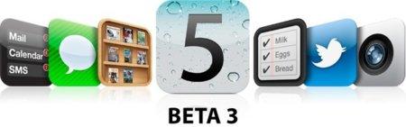 iOS 5 beta 3 ya está disponible para todos los desarrolladores