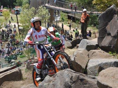 Doblete para Toni Bou en el arranque del Mundial de Trial Outdoor en Japón