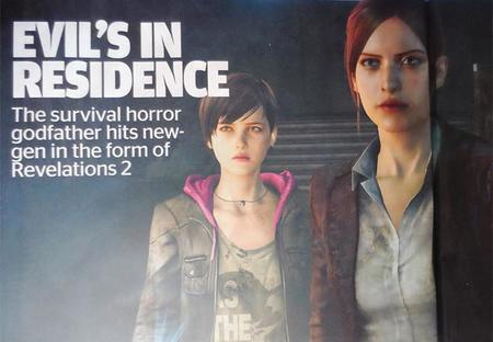 Resident Evil: Revelations 2 revela a sus protagonistas