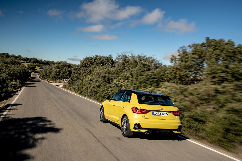 Foto de Audi A1 2018, toma de contacto (171/172)