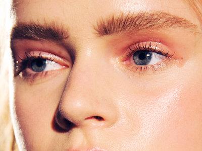 Miradas de efecto glow, la nueva tendencia que viene pisando fuerte