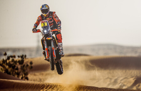 Toby Price Etapa 6 Dakar 2021