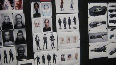 Unos diseños conceptuales no identificados de Valve nos hacen soñar