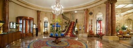 Menú de halloween en el Hotel Ritz de Madrid