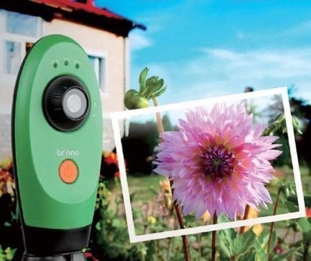 Garden Watch Cam, pequeña cámara para hacer tu time-lapse
