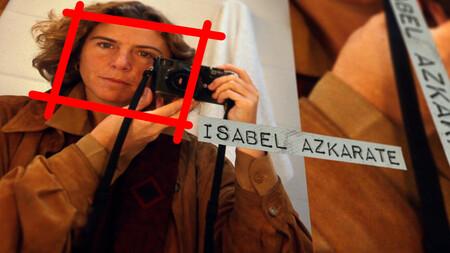 'Detrás del instante': Isabel Azkárate y la fotografía como destino