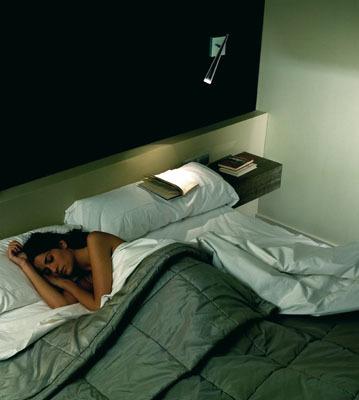 Slim led: leer en la cama sin molestar al otro