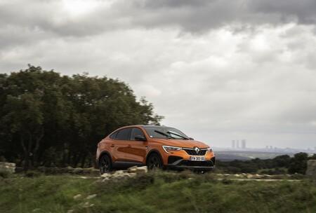 Renault Arkana E Tech 2021 Prueba 039