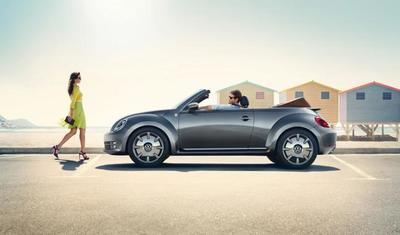 Volkswagen Beetle Cabrio Karmann, homenajeando a su creador