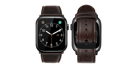 Correa Piel iBazal para Apple Watch