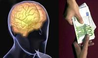 El dinero activa nuestro cerebro, especialmente cuando los demás reciben menos