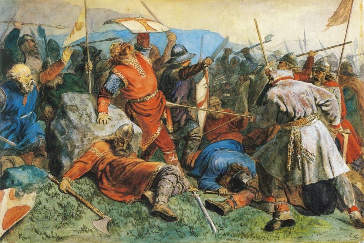 Los Vikingos Nunca Fueron La Raza Superior Y Pura Que A Los Supremacistas Les Gusta Imaginar