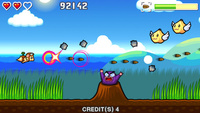 'The Flying Hamster'. Curioso shoot'em up para PSP