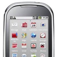 Samsung Corby i5500: un inteligente cambio de TouchWiz por Android 2.1