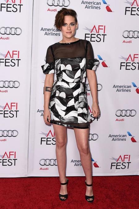 Kristen Stewart Premiere Still Alice AFI Fest 2014 Chanel Primavera-Verano 2015
