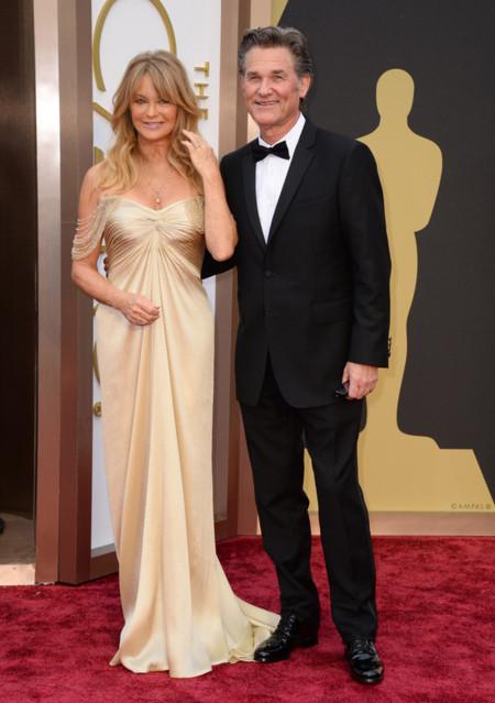 Las peor vestidas de la alfombra roja de los Oscar Goldie Hawn
